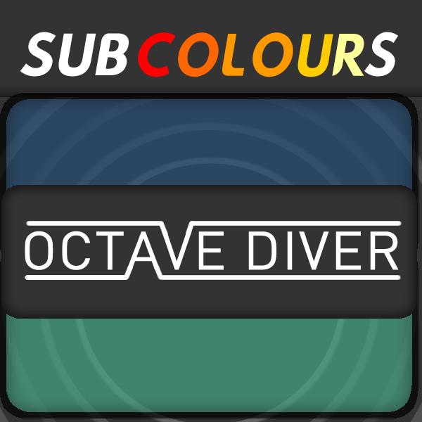 SubColours Octave Diver