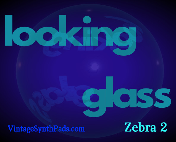 Looking Glass for Zebra 2