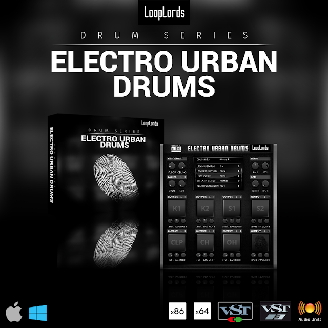 Electro Urban Drums