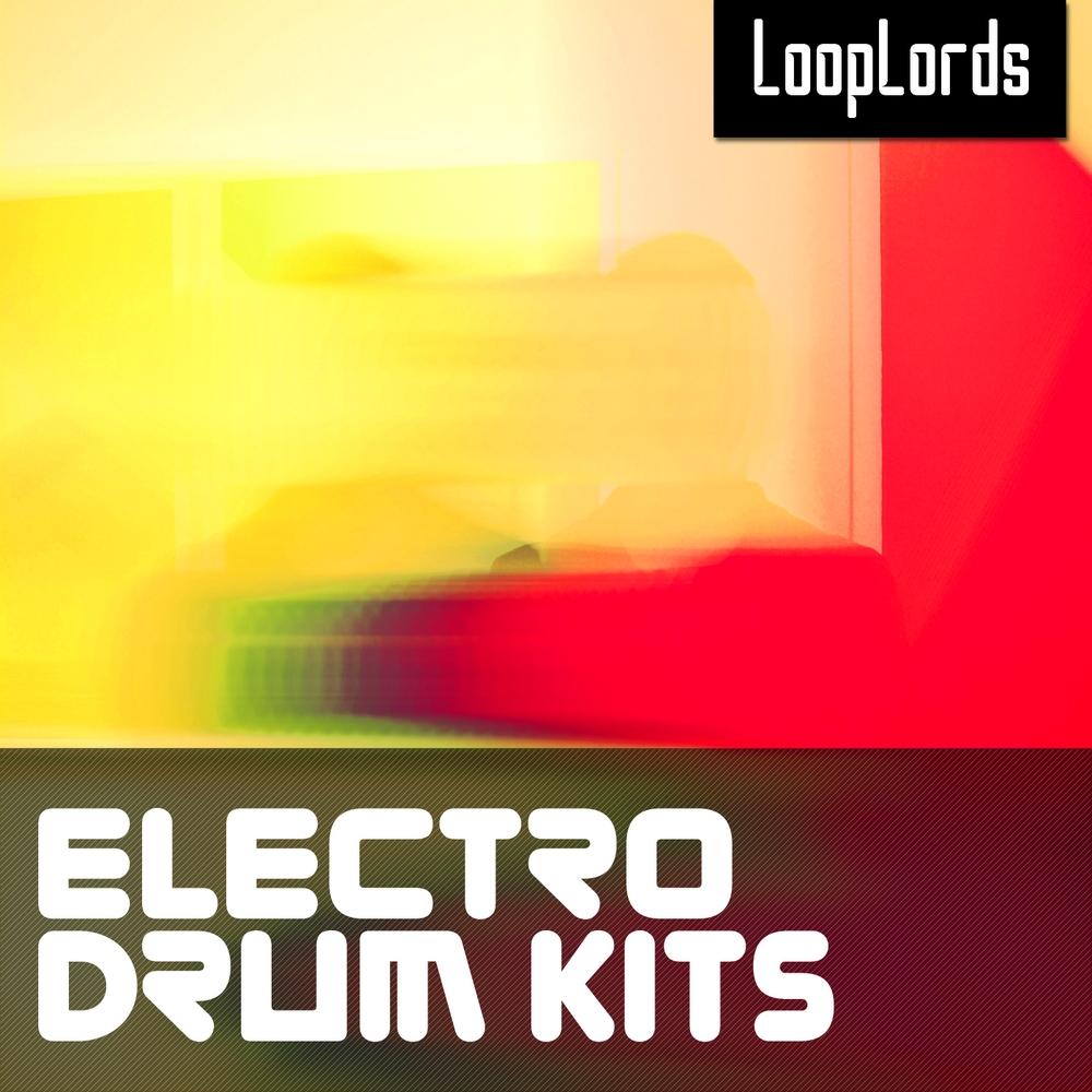 Electro Pop Drum Kits