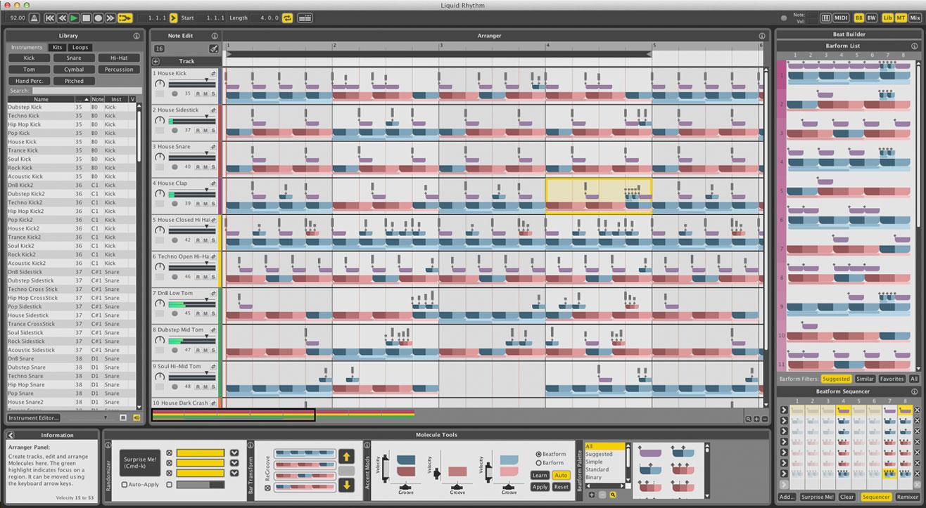 BRELS MIDI Editor