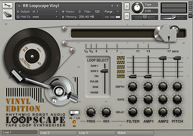 Loopscape Vinyl