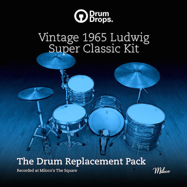 Ludwig Super Classic Kit - Drum Replacement Pack