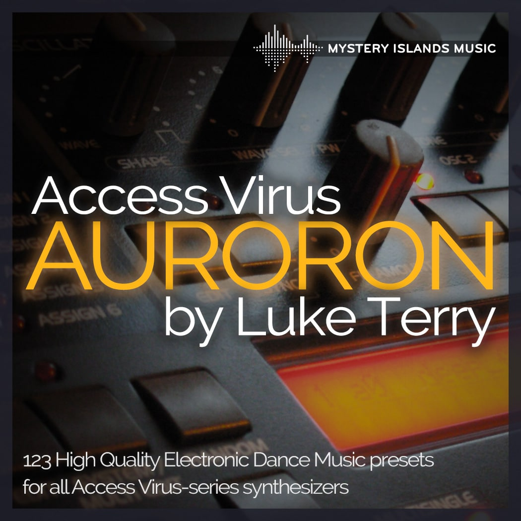 Access Virus Auroron Soundset