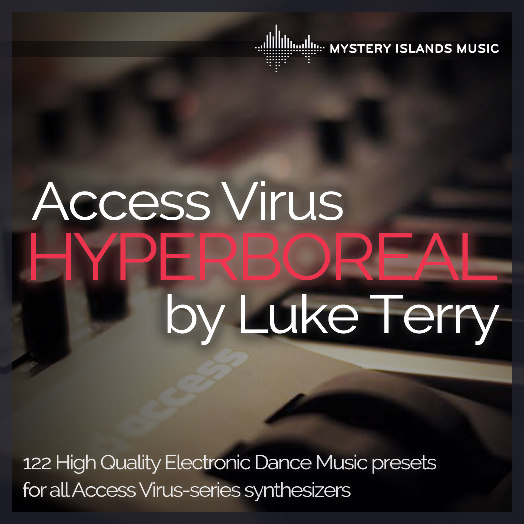 Luke Terry Hyperboreal Access Virus Soundset