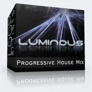 Luminous - Progressive House Samples Mix Pack