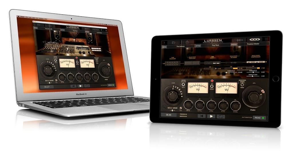 Kvr Lurssen Mastering Console By Ik Multimedia