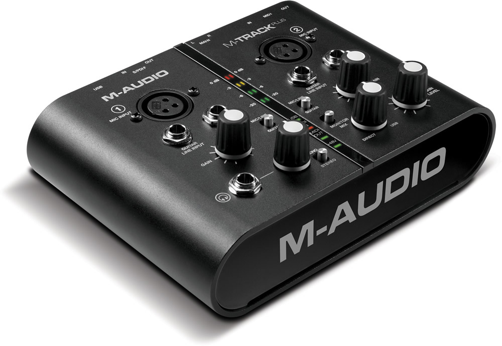 m audio m track 2x2 driver download
