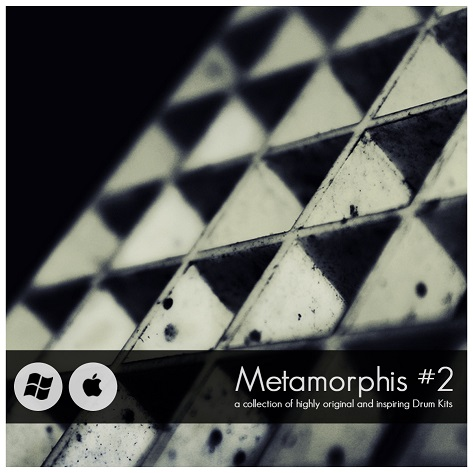 Metamorphis #2 [atmospheric breaks construction kits]