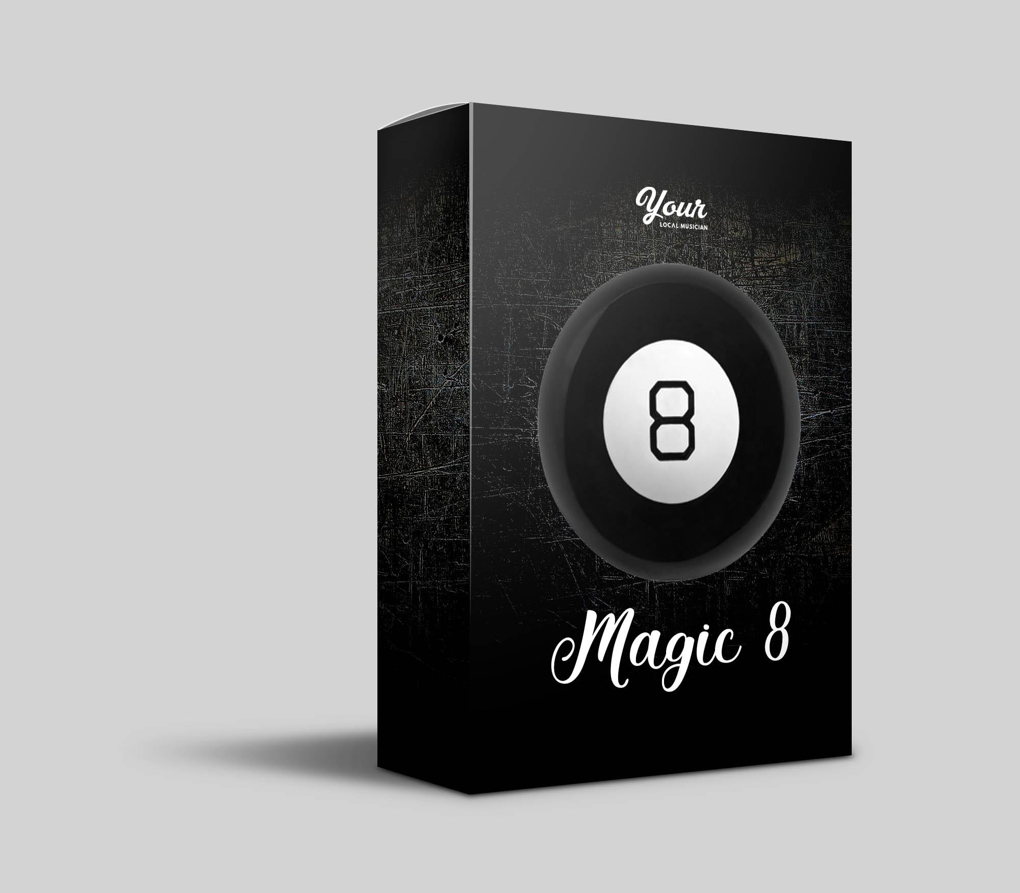 Magic 8 (Melody Samples)
