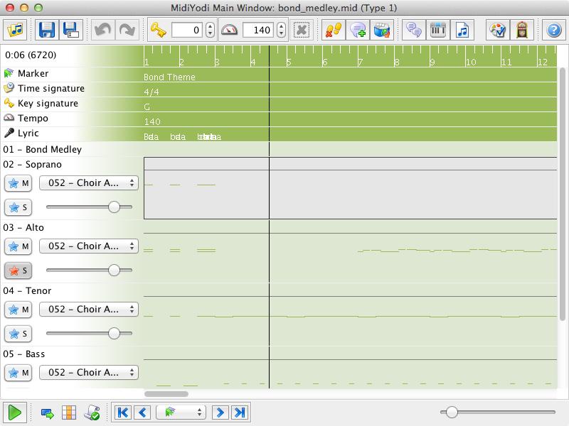 KVR: CANATO releases MidiYodi 3 0 - MIDI file editor and examiner