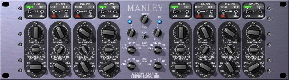Manley Labs Massive Passive EQ
