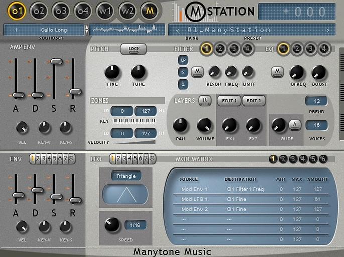ManyStation