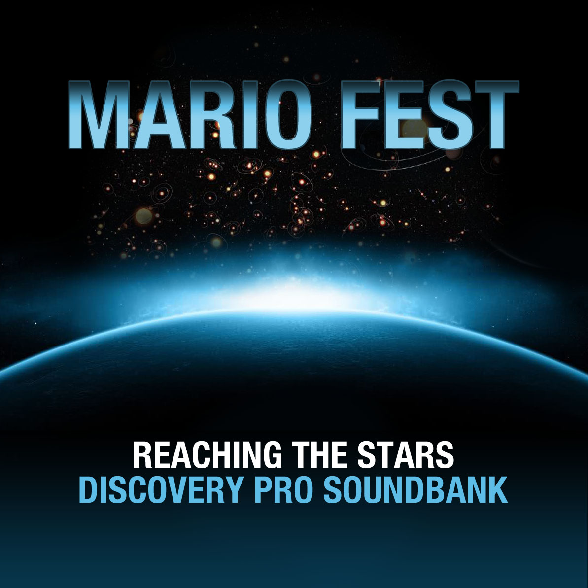 Reaching The Stars - Discovery Pro 6 Sound Bank