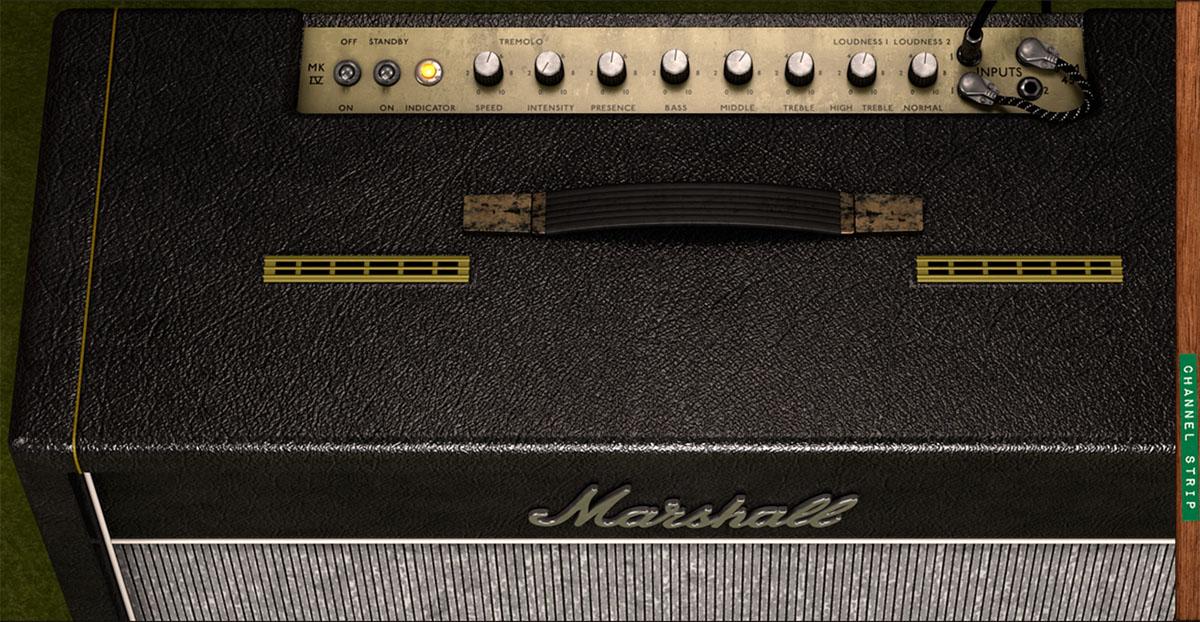 Marshall Bluesbreaker 1962