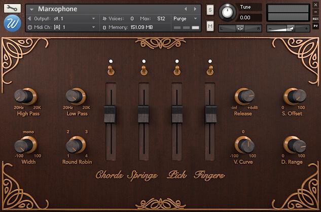 Marxophone