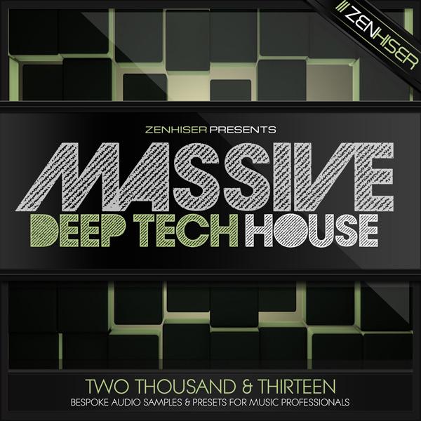 Kvr zenhiser releases massive deep tech house presets for ni massive - Deep house tech ...