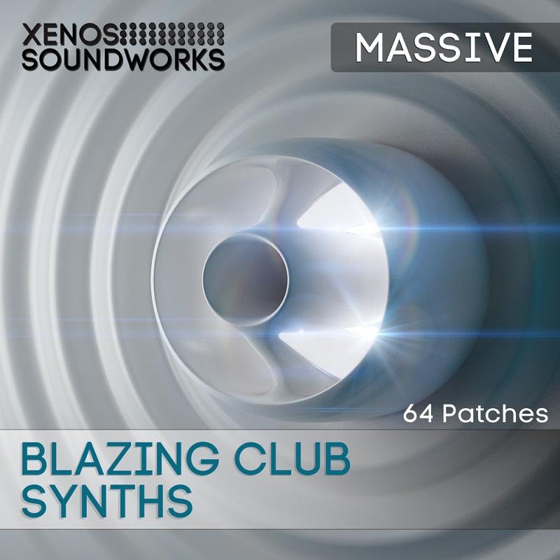Blazing Club Sounds for N.I. Massive