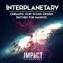 Interplanetary: Cinematic Scifi Sound Design for Massive