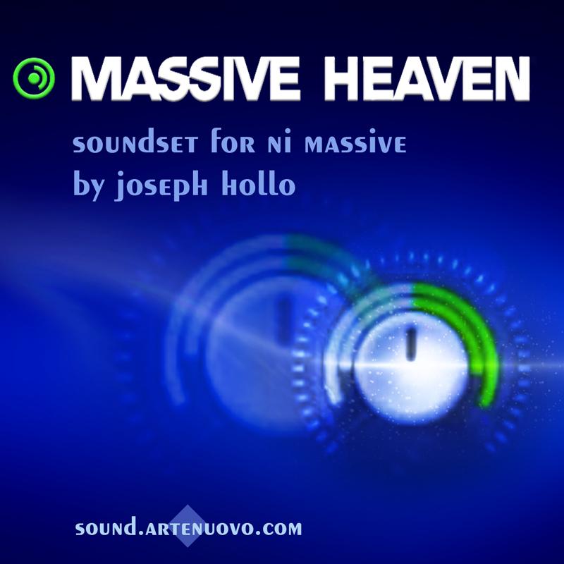 Massive Heaven soundset for NI Massive