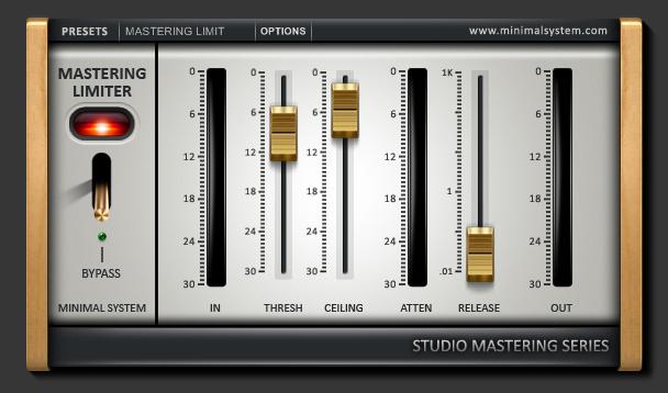 Mastering Limiter