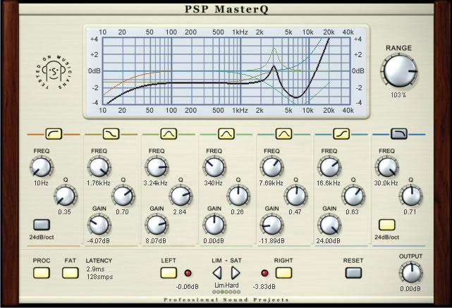 PSP MasterQ