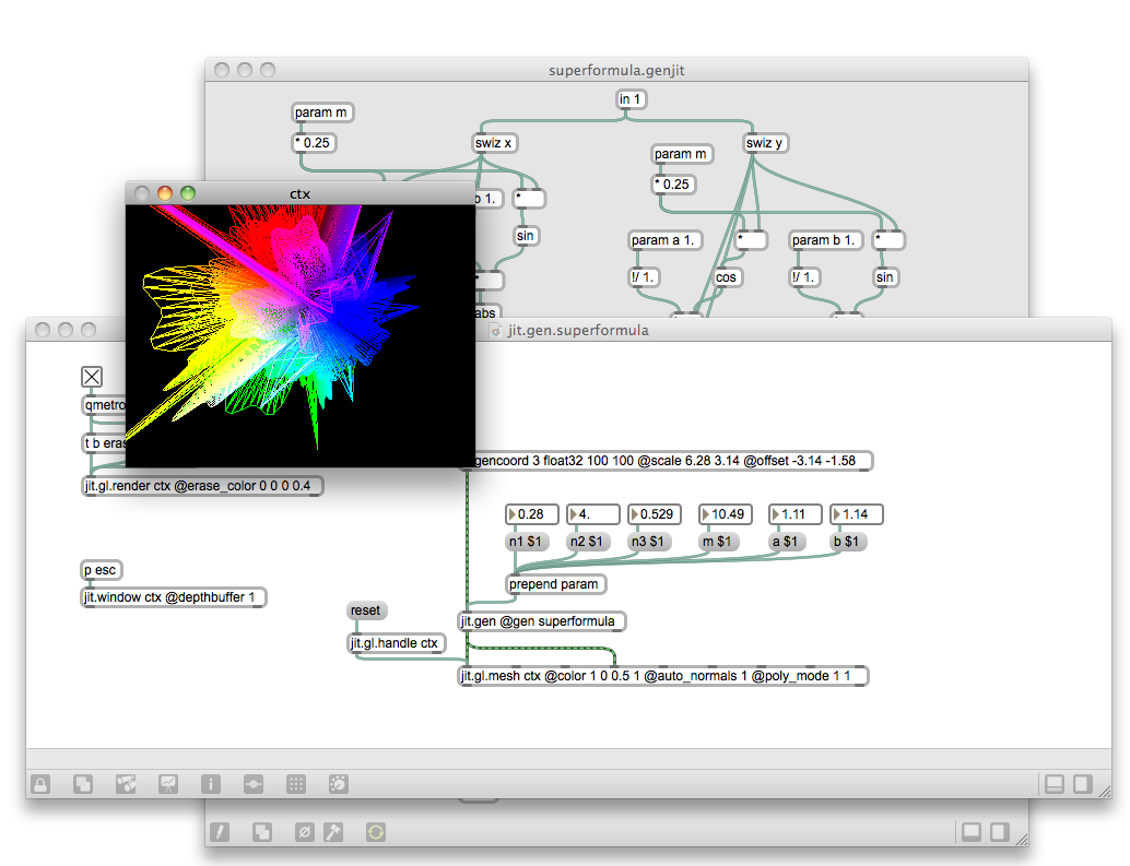Cycling74 Max MSP Jitter 5.1.3 OSX INTEL