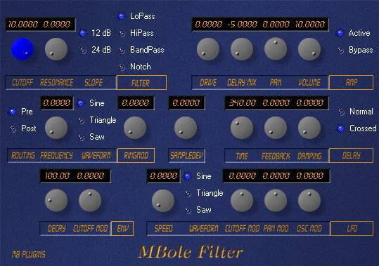 MBole Filter