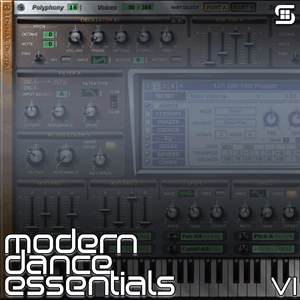 Modern Dance Volume 1