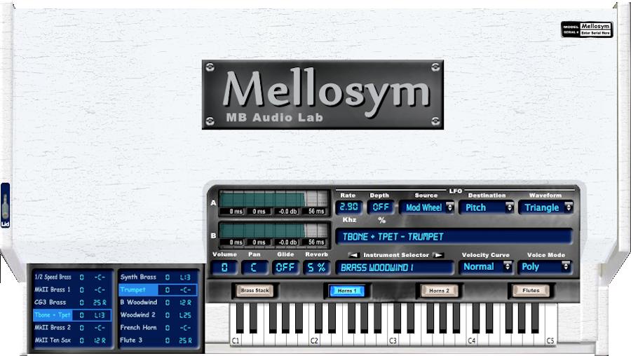 Mellosym 2.5.3