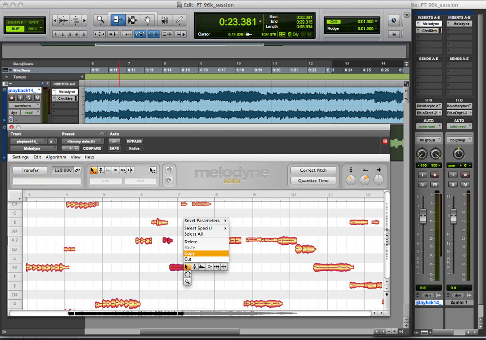 melodyne free with cakewalk