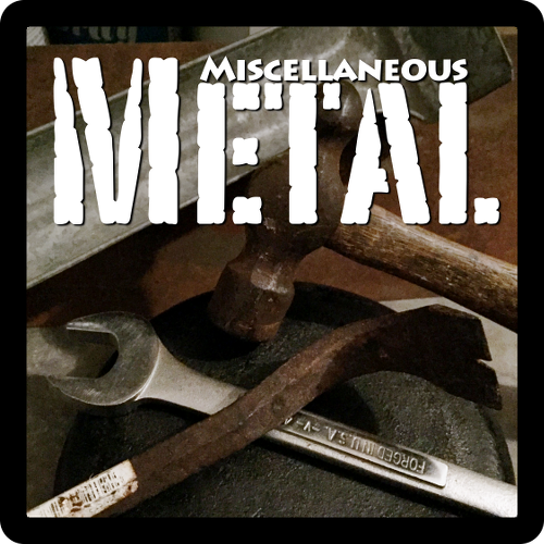 Miscellaneous Metal (Percussive SFZ)