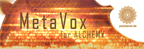 MetaVox for Alchemy