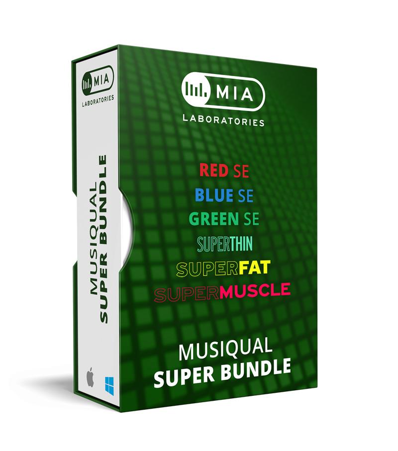 MIA Musiqual Super Bundle
