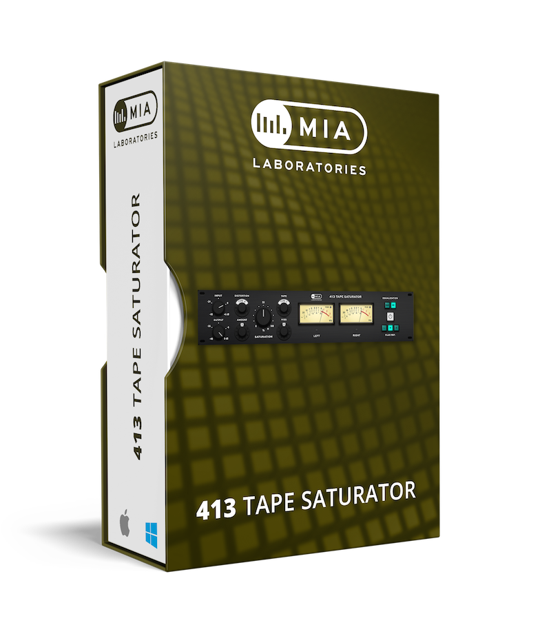 413 Tape Saturator