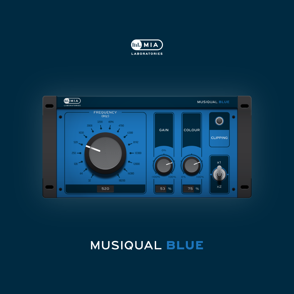 Musiqual Blue