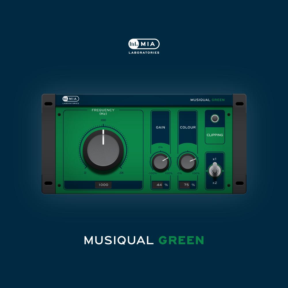 Musiqual Green