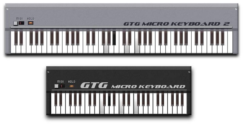 Micro Keyboards