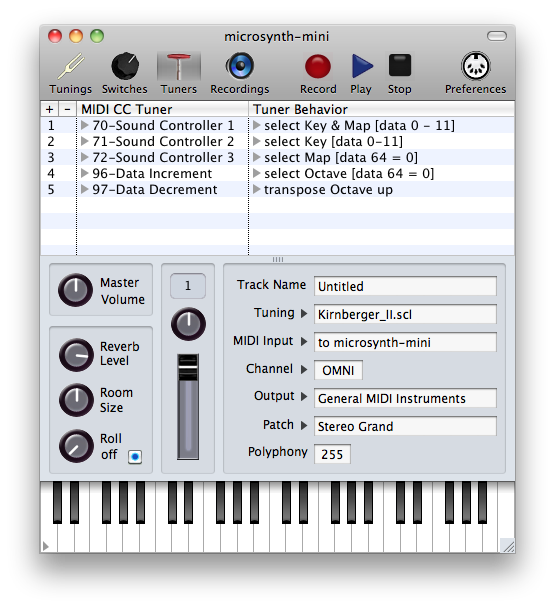 KVR: H-Pi Instruments releases microsynth v1 2 2 for Mac