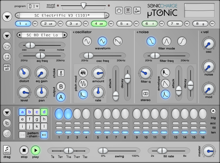 Sonic Charge MicroTonic V3.0.1 - R2R