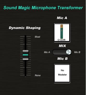 Microphone Transformer