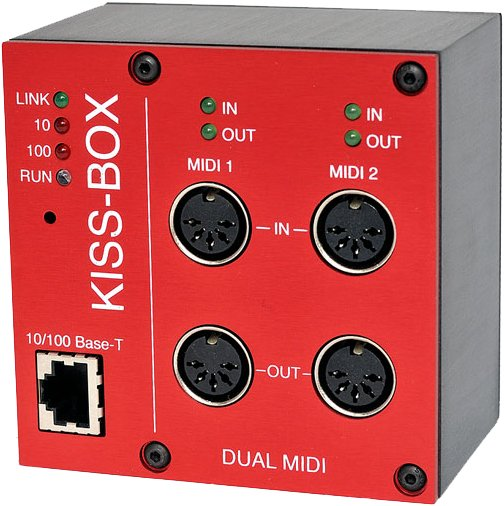 KISS-BOX CM-MIDI RTP-MIDI DRIVER FREE