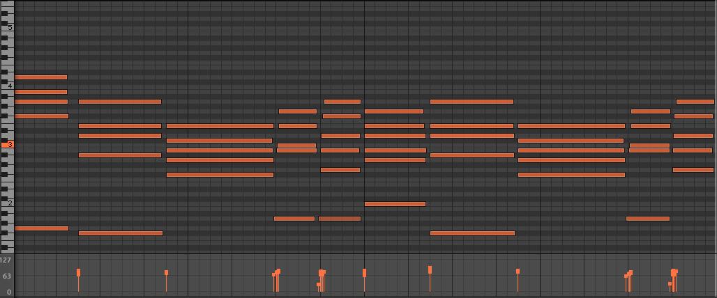 Piano urban piano chords : KVR: The R&B Chord Progressions MIDI Library by Tru-Urban - MIDI ...