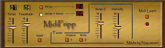 MIDIFripp