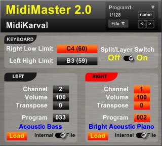 MidiMaster