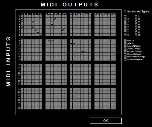 KVR: MIDI Patchbay Extended by Soundigy - MIDI Utility