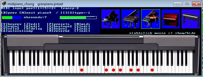 Kvr Midipiano Chung By Nguyen Chung Grand Piano