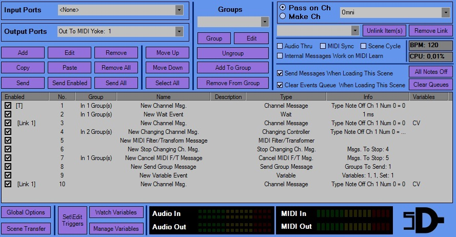 KVR: MIDI Processor by Soundigy - MIDI FX / Utility VST Plugin and