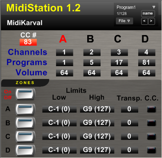 MidiStation