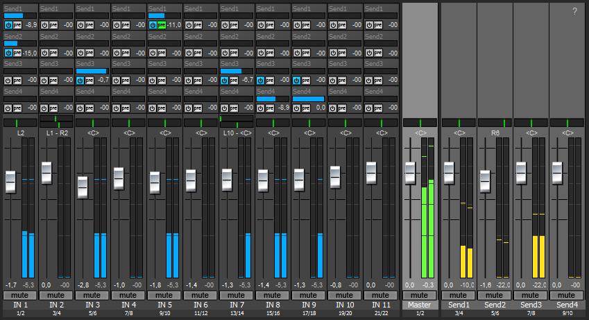 KVR: Miksebord by audiostrom - Mixer VST Plugin